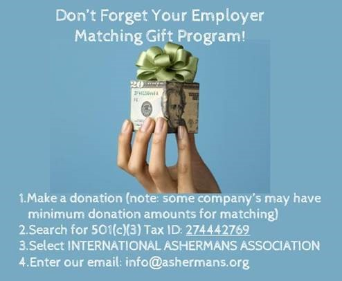 Employer Matching Gift Program